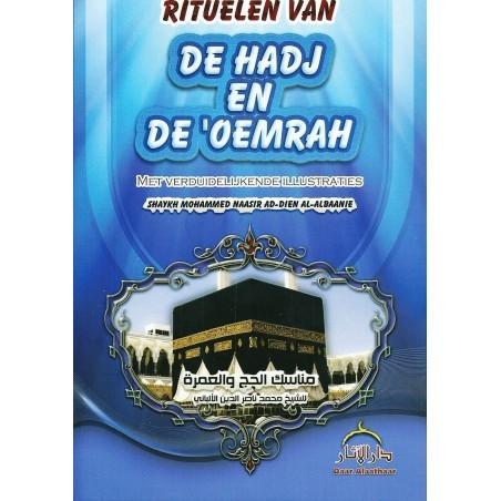 Rituelen van de Hadj en Umrah pocket