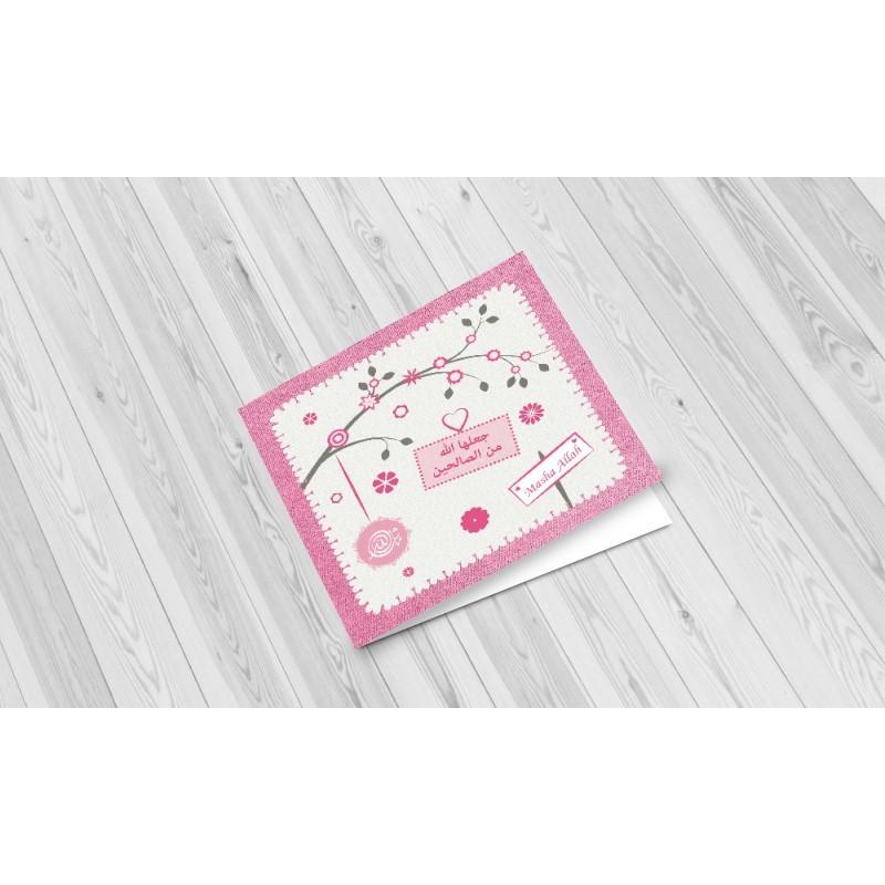 Greeting Card Baby Girl