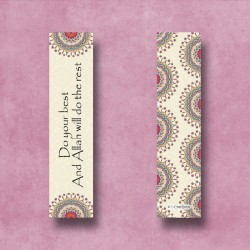 Bookmark Do your best