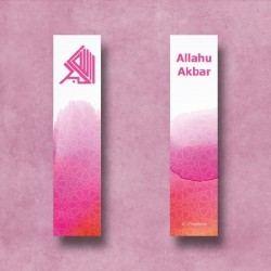 Bookmark Allahu Akbar