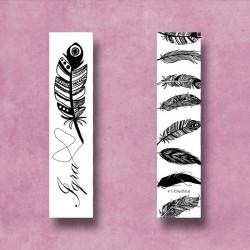 Boekenlegger  Iqra Feather