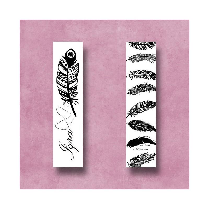 Bookmark Iqra Feather
