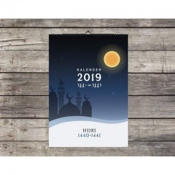 Hijri Kalender 2019