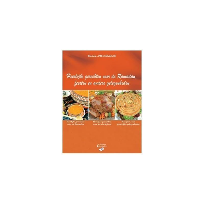 Heerlijke gerechten voor de Ramadan
