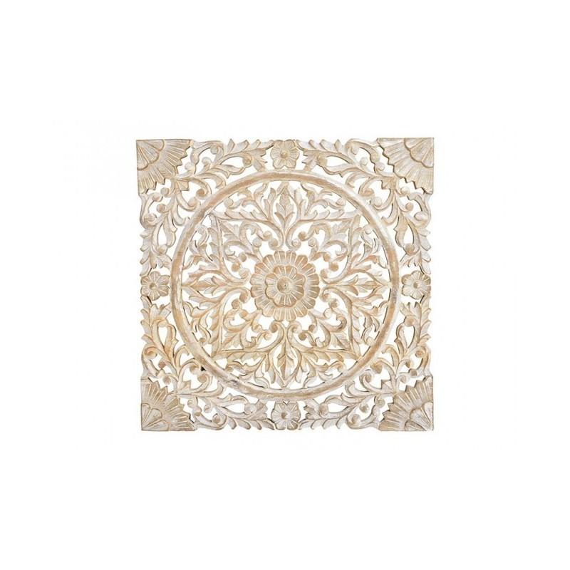 wandpaneel whitewash 50x50