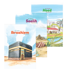 Verhalen van de profeten Setje 2