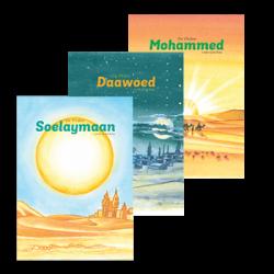 Verhalen van de profeten Setje 5