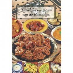 Kookboek heerlijke recepten van de ramadan