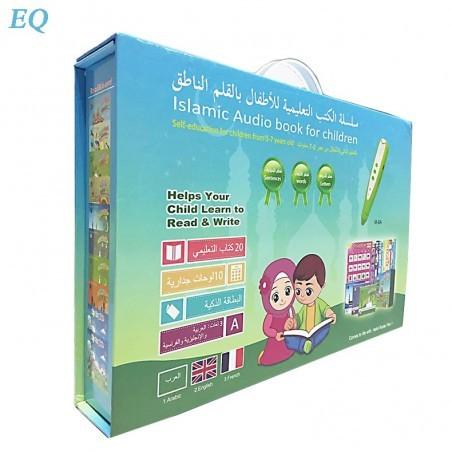 Arabic quran pen for children (english/arabic)