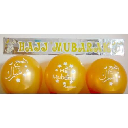 banner Hajj Mubarak