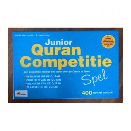 Quran Competition Blue (Dutch)