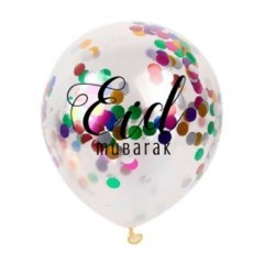 Ballons Eid Mubarak...