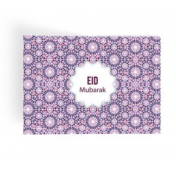 Placemats Eid Mosaic(6 pack)