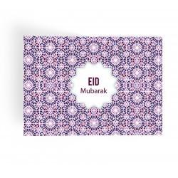 Set de table Eid Mosaic (lot de 6)