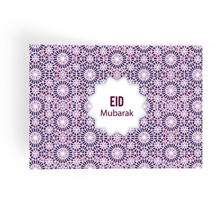 Placemats Eid Mozaiek (set van 6)