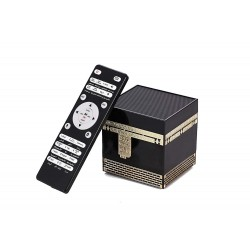 Koran speaker (Kaaba)