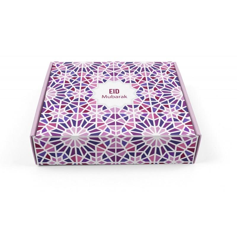 Pastry box Eid mubarak - Mosaic