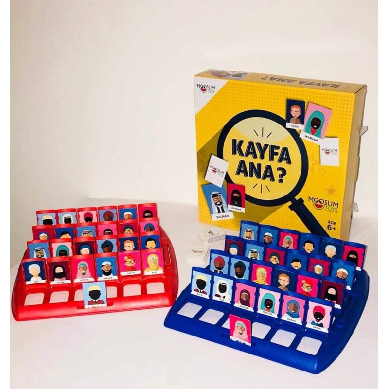 Kayfa Ana (spel)