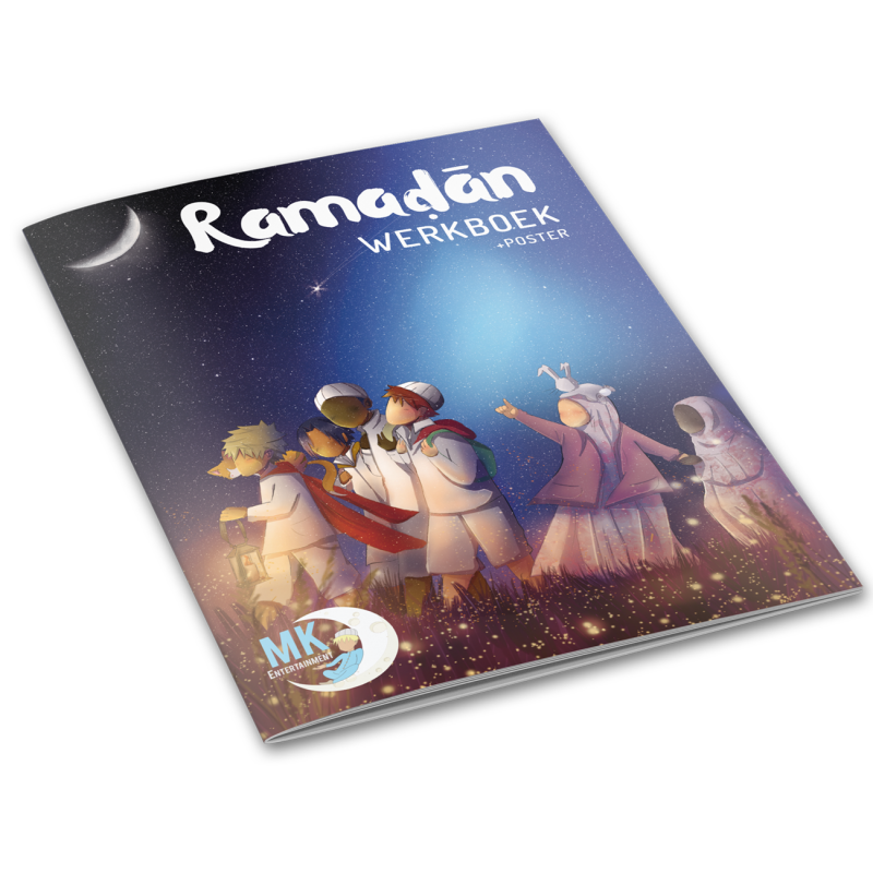 Het Ramadan Werkboek