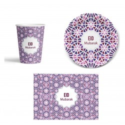 Dining set (6 persons) Mosaic
