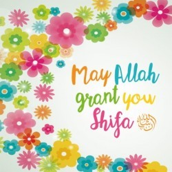 Greeting Card - Shifa
