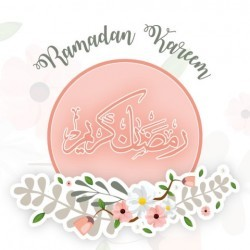 Greeting Card Ramadan...