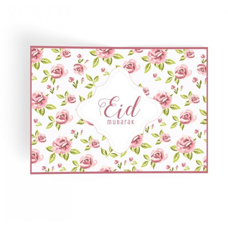 Placemats Eid Vintage rose (set van 6)