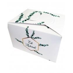 Boîte à biscuits / chocolat Eid Eucalyptus