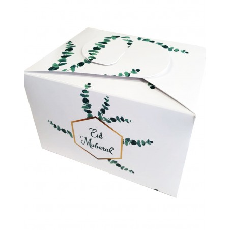 Biscuits / chocolate box Eid Eucalyptus