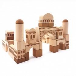 Bouwblokken 'Moskee'