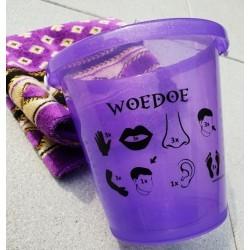 Woedoe bucket