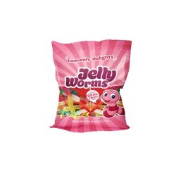 Worms Candy