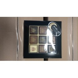 Chocolates - Eid Mubarak (9pcs)