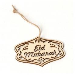 Eid Mubarak Hangers - 10 stuks