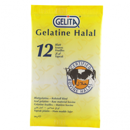 Halal Bovine Gelatin