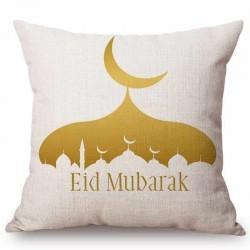 Pillow case  - Eid Gold