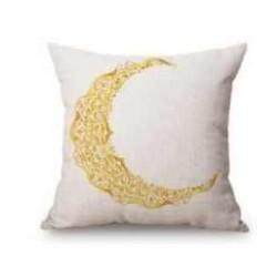 Pillow case Moon Gold
