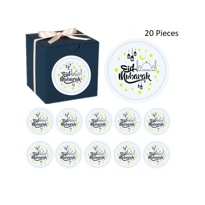 Eid Stickers 20 pieces