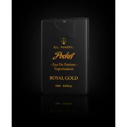 Parfum Pocket Royal Gold
