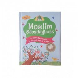 Moslim Babydagboek Jongen