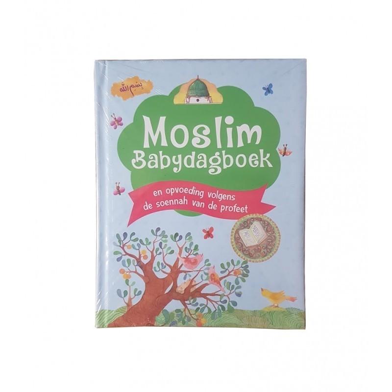 Moslim Babydagboek Jongen (dutch)