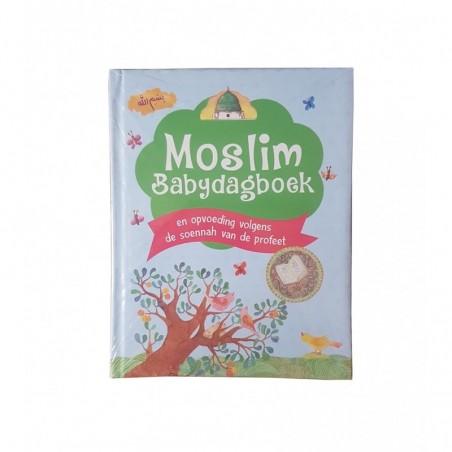 Moslim Babydagboek Jongen (néerlandais)