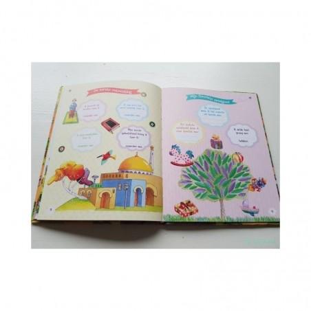 Moslim Babydagboek Meisje (dutch)
