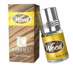 Parfum - Wood