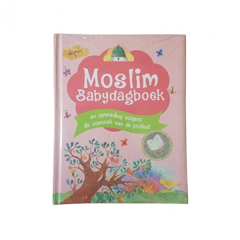 Moslim Babydagboek Meisje