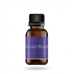 Geurolie - Violet Musk