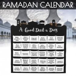 Ramadan Advent Kalender -...