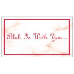 Magneet - Allah is with you