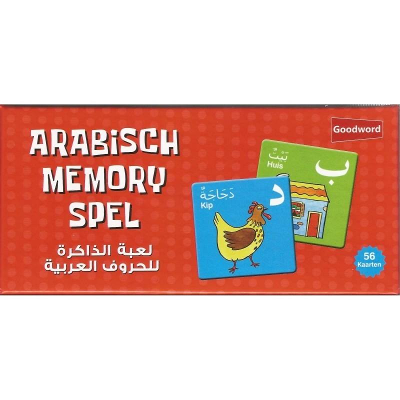 Arabische Memory Spel