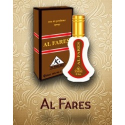 Al Fares Sprayfles 35ml